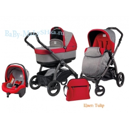 Peg-Perego Book Plus Pop Up Tulip
