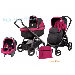 Peg-Perego Book Plus Pop Up Fleur