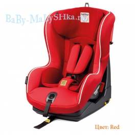 Автокресло Peg-perego Primo Viaggio1 DUO-FIX TT Red